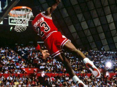 بهترین بازیکنان تاریخ NBA مایکل جوردن