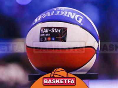 آل استار NBA بسکتبال