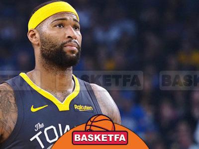 دمارکوس کازینز بازیکن ستاره NBA