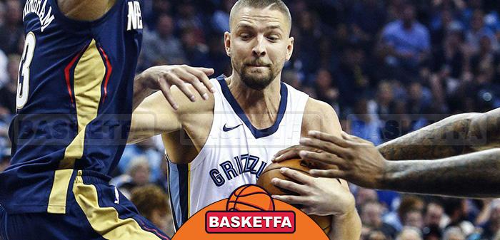 لیگ بسکتبال NBA چندلر پارسونز
