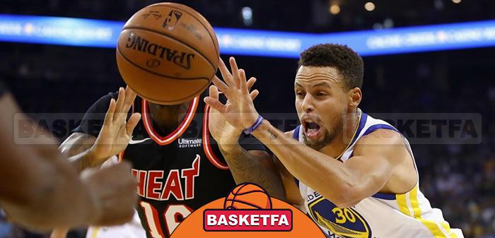 پیش بینی بسکتبال NBA گلدن استیت