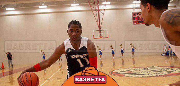 تمرین بسکتبال برای کنترل توپ