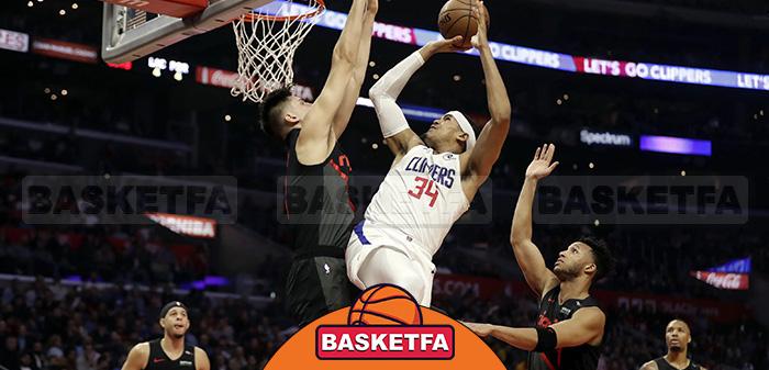 لس آنجلس کلیپرز لیگ بسکتبال NBA
