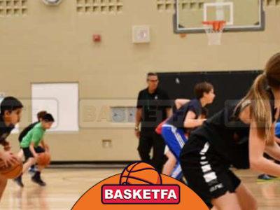 مهارت های بسکتبال