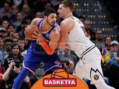 لیگ بسکتبال NBA دنور ناگتس