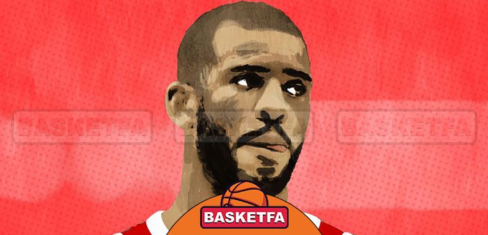 لیگ بسکتبال NBA کریس پال