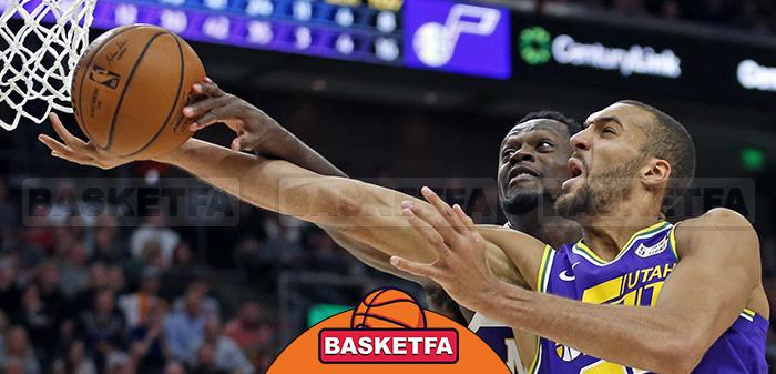 پلیکانز جاز لیگ بسکتبال NBA