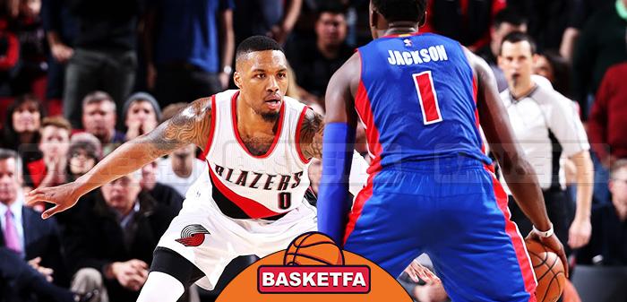 پورتلند تریل بلیزرز لیگ بسکتبال NBA