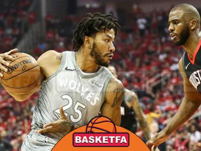 دریک رز لیگ بسکتبال NBA