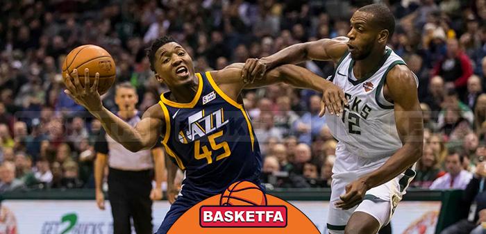 یوتا جاز لیگ بسکتبال NBA