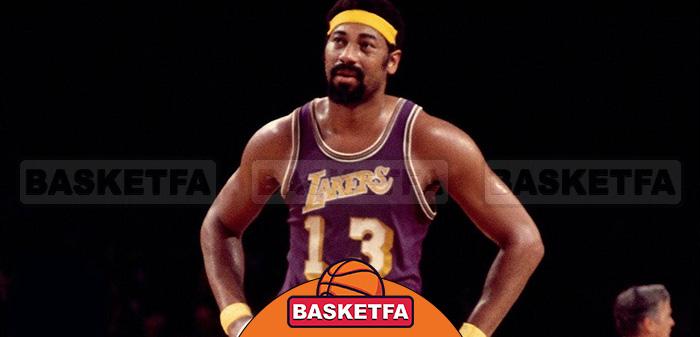 ویلت چمبرلین تاریخ بسکتبال NBA