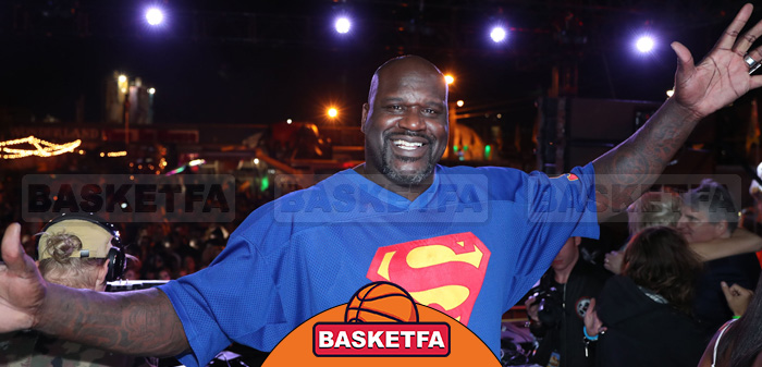 شکیل اونیل بسکتبال NBA