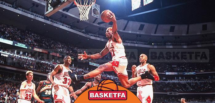 برترین ریباندکنندگان تاریخ NBA رادمن