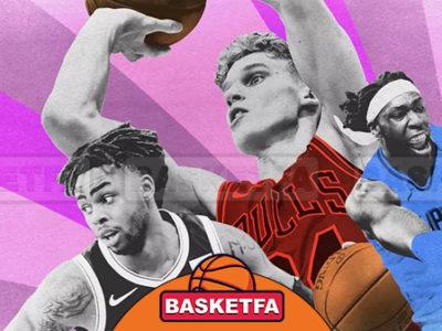 ستارگان بسکتبال NBA بهترین سایت بسکتبال