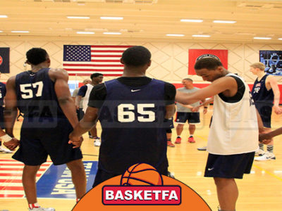 ساخت تیم بسکتبال