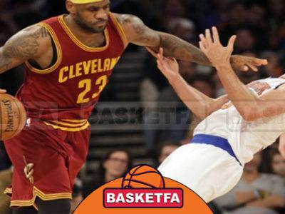 خطا در بسکتبال
