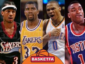 برترین گارد راس های تاریخ NBA