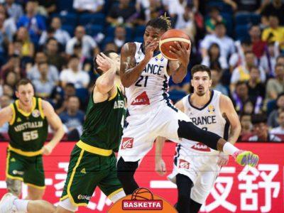 جام جهانی بسکتبال-تیم ملی بسکتبال فرانسه