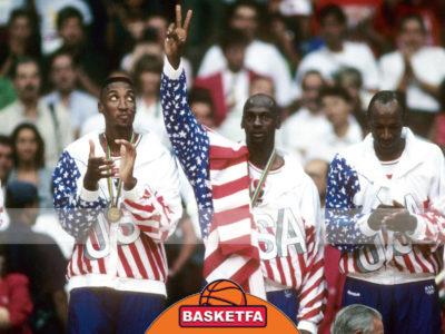 تیم ملی بسکتبال آمریکا-المپیک 1992-قهرمانی تیم ملی بسکتبال آمریکا