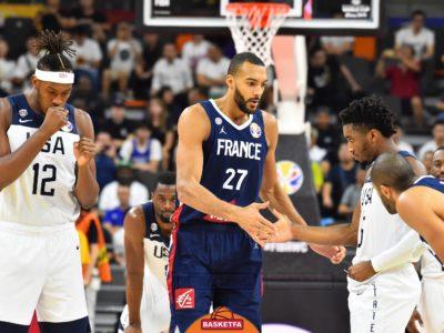 جام جهانی بسکتبال-تیم ملی بسکتبال فرانسه-تیم ملی بسکتبال آمریکا