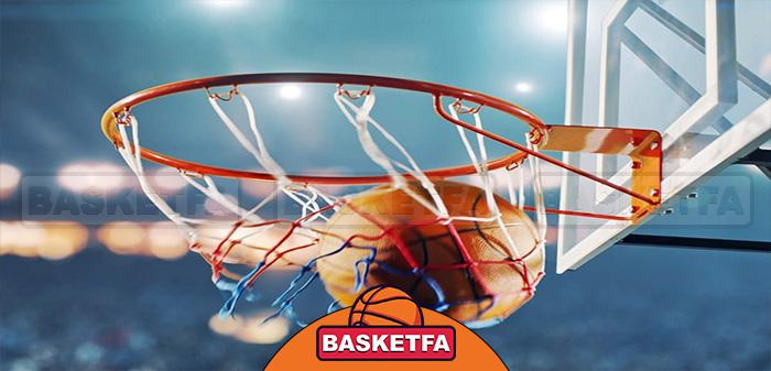 آماده شدن برای بازی در بسکتبال