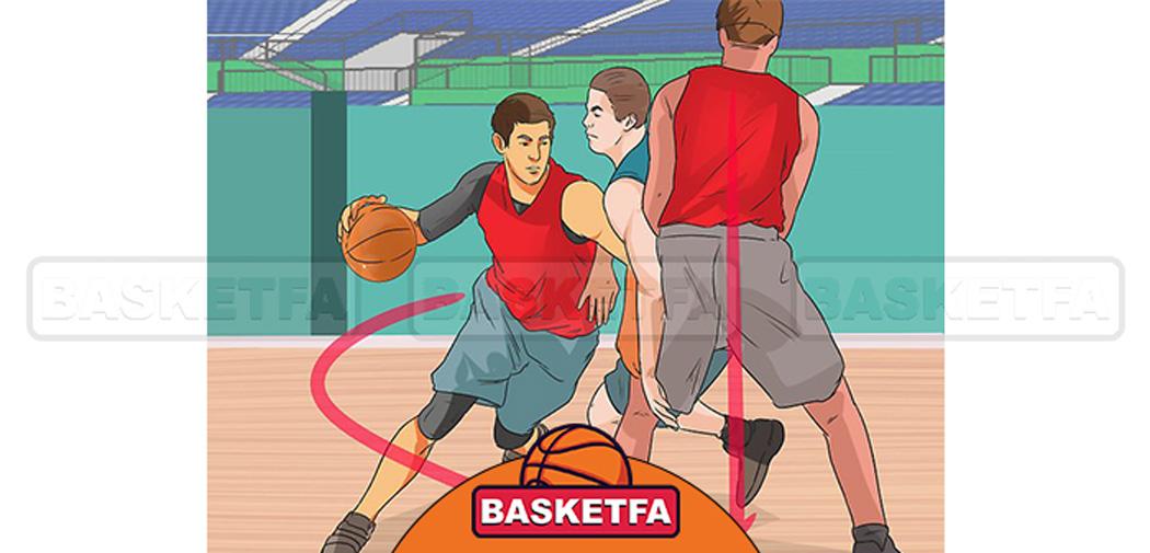 حرکت برشی در بسکتبال