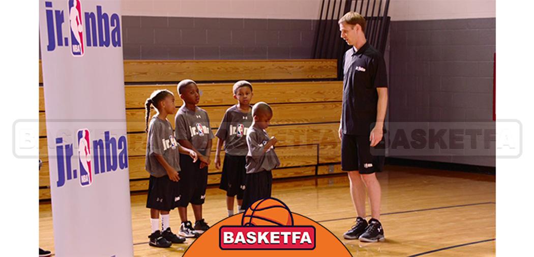 آموزش مهارت های بسکتبالی به نوجوانان