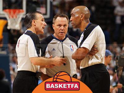 معروف ترین داوران لیگ NBA