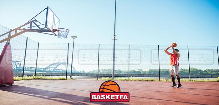 امتیاز گیری در بسکتبال