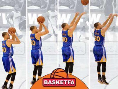 پرتاب در بسکتبال