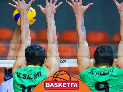 بسکتبال ایران آفتاب زاگرس