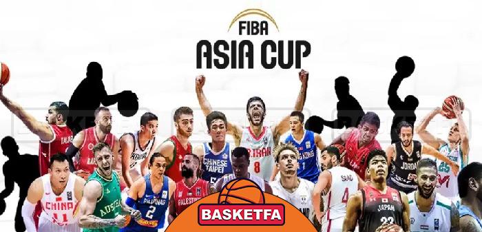 میزبان کاپ آسیا