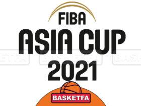 تیم بسکتبال ایران کاپ آسیا
